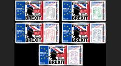 """PE700-PT : 07-16 - 5 Marianne """"23.6.16 EU Referendum BREXIT - Le Royaume-Uni sort de l'UE"""""""