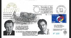 PE368 : 1998 - FDC PE 'Présidence britannique UE avec Tony BLAIR / AHTISAARI Pdt Finlande'