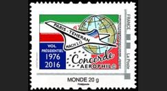 """CO-RET68N : 17-18.4.2016 - FRANCE TPP """"40 ans vol présidentiel Concorde Paris-Téhéran"""""""