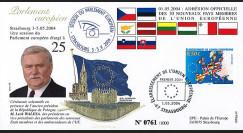 "PE481T2 : 1.5.2004 - FDC Parlement européen ""Elargissement UE à 25 Etats membres"""