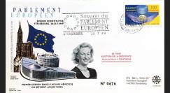 """PE393A : 1999 - FDC PE """"Election du Président du Parlement européen"""