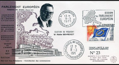 """AP91 : 1971 - FDC PE """"Election du Président du Parlement Européen"""