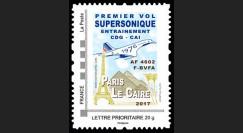 CO-RET75T2N TPP 'Concorde Air France 1976 1er vol entraînement Paris-Le Caire' 2017