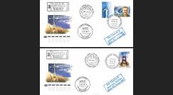 GALILEO-1A Russie 2 plis'50 ans Baïkonour / GALILEO / Vol Soyouz satellite GIOVE-A' 2005