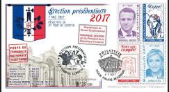 """PRES17-9 : FDC """"France Présidentielle 2017 / MACRON & LE PEN / Résultats du 2nd TOUR"""""""