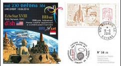 "VA230L-T1 FDC KOUROU ""Fusée ARIANE 5 - Vol 230 / Echostar XVIII & BRIsat"" 18-06-2016"