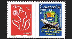 CO-RET29N : 2006 TPP France Marianne - Concorde Caracas-Paris