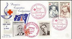 PRES65-1 T1 : 1965 - 1ères élections présidentielles suffrage universel direct