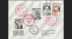 PRES65-1 T2 : 1965 - 1ères élections présidentielles suffrage universel direct