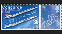 CO-RET31N : 2006 TPP Concorde Paris / London-Washington (GB)