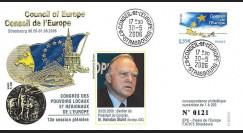 CPLRE13 : 2006 Election du Pdt du Congrès des Pouvoirs Locaux