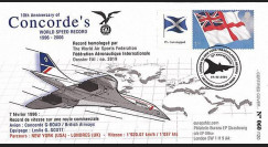 CO-RET33 : 2006 - 10 ans du Concorde's World Speed Record
