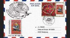 CO-RET27 : 2006 - Pli 30 ans du vol Concorde Paris-Caracas