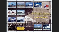 CO-E9 : 2006 - Feuillet L'épopée Concorde