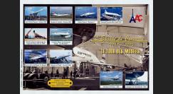 CO-E9ND : 2006 - Feuillet L'épopée Concorde