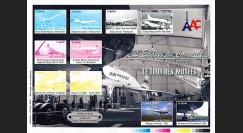 CO-E9E : 2006 - Feuillet L'épopée Concorde