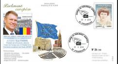 """PE731 FDC Parlement européen """"Discours M. IOHANNIS"""