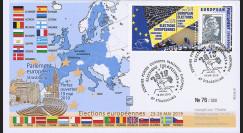PE739 FDC European...