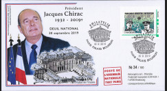 PRES19-3 : 2019 FR- FDC...