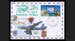 MALI13-9T1 : 2013 Opération SERVAL Mali - BA172 N'Djamena, Tchad - BOEING C135FR