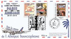 A380-251 : 2014 FFC FRANCE...