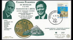ECU1 : 1978 - FDC Birth of...