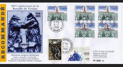 PE513a : 2006 - Parlement européen Strasbourg - 90 ans Bataille de Verdun