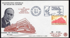 CE28-IIIB: 1977 FDC...