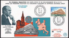 """EPE12-T3: 1979- FDC """"1er..."""