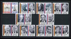 PE631-B10: 2013 - 10 labels...