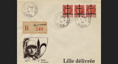 LIB 44-LI1 : 1944 - Libération de Lille