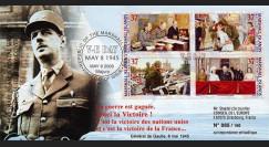VICT-05MA : 2005 - 60e anniversaire victoire du 8 mai 1945 - îles Marshall (USA)