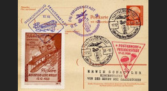 WR503 : EP 1958 - 55 ans 1er vol motorisé des frères Wright - Sarre