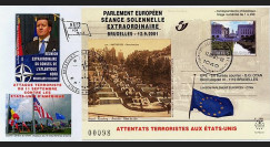 PE439 T2 : 2001 - Attentats aux USA - séance extraordinaire à Bruxelles