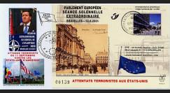 PE439 T3 : 2001 - Attentats aux USA - séance extraordinaire à Bruxelles