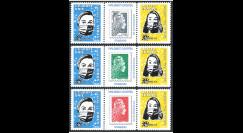 PE752-PT : 3 porte-timbres...