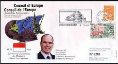 CE55-IVA type1 : 5.10.2004 - Adhésion de Monaco au Conseil de l'Europe