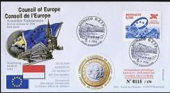 CE55-IVC : 5.10.2004 - Adhésion de Monaco au Conseil de l'Europe