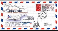 CO-RET34 : 2006 - Concorde 3 ans dernier vol AF001 NY-Paris