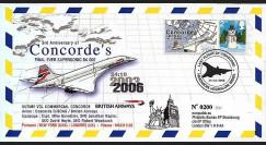 CO-RET35 : 2006 - Concorde 3 ans dernier vol BA002 NY-Londres