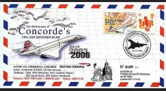 CO-RET36 : 2006 - Concorde 3 ans dernier vol BA002 NY-Londres
