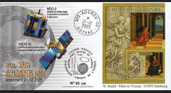 V169L type1 : 2005 - Ariane Vol 169 satellites INSAT 4A et MSG-2