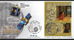 V169L type2 : 2005 - Ariane Vol 169 satellites INSAT 4A et MSG-2