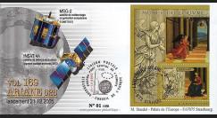 V169L type2 : 2005 - Ariane Vol 169 satellites INSAT 4A et MSG-2