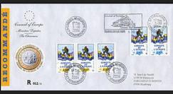 CE55-IVa : 5.10.2004 - Adhésion de Monaco au Conseil de l'Europe RECO