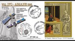 V170L type2 : 2006 - Ariane Vol 170 satellites HOT BIRDTM 7A et SPAINSAT