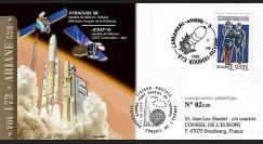V172L type2 : 2006 - Ariane Vol 172 satellites SYRACUSE 3B et JCSAT-10