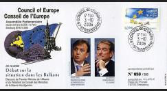 CE57-IVB : 2006 - Débat sur la situation dans les Balkans