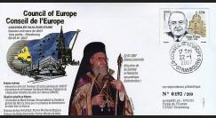 CE58-I : 2007 Discours du Patriarche oecuménique Bartholomeos I