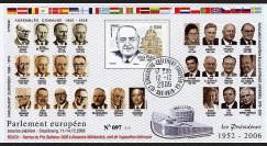 PE531 : 2006 - Présidents du Parlement européen et Prix Sakharov